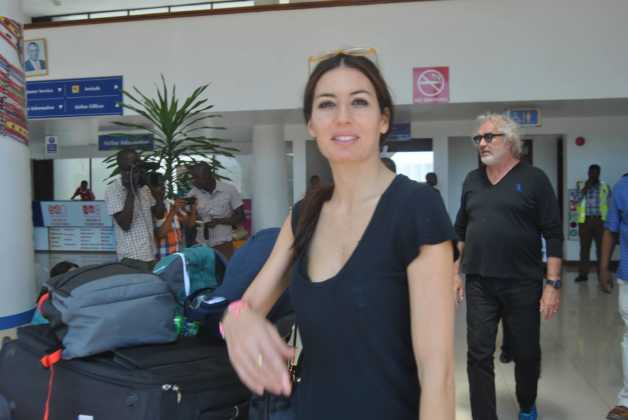 flavio-briatore-and-his-model-wife-elisabetta-gregoraci-arrive-in-kenya