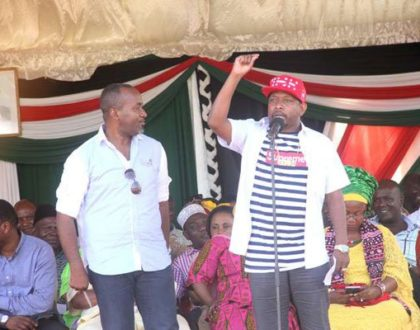 Hassan Joho's father for the first time comes out to explain why the governor almost fought with Sonko at a Public Rally