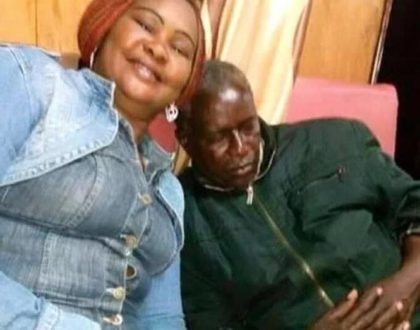 Kalembe Ndile reacts to viral photos of him snapped dead drunk with a woman who is not his wife
