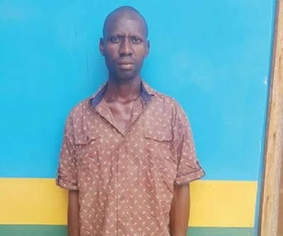 """""""I killed my mother because she demanded to have sex with me"""" Boda boda operator confesses his crime"""