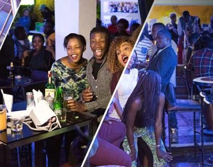 The girls, the booze and the music… This is where crazy December party is happening