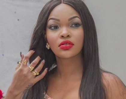 After the Toyboy Drama, this is the Kenyan TV Presenter Wema Sepetu might be Eyeing. He's Married