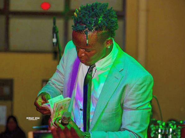Willy Paul on the verge of going crazy as Kisumu event organizer con him lot of money