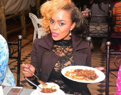 Singer Avril Nyambura