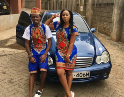 """""""Do you have to publicize everything?"""" Bahati bashed after sharing photos from his recent visit to a children's home"""