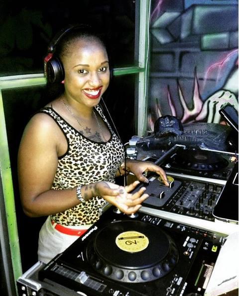 DJ Shanize 1