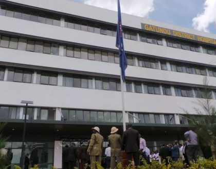 Photos of world class hospital in President Uhuru's Gatundu backyard that have left many speechless