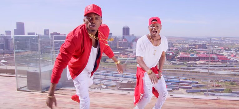 Harmonize and Diamond Platnumz