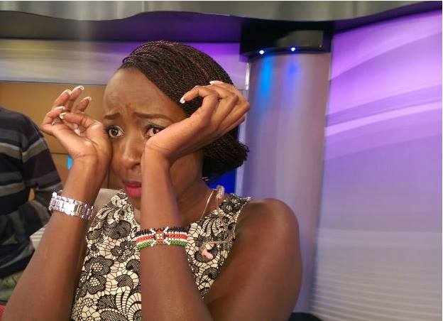 Reprieve for Citizen TV anchor! Jacque Maribe's lost nephew Kelson Kimani rescued by Flying Squad