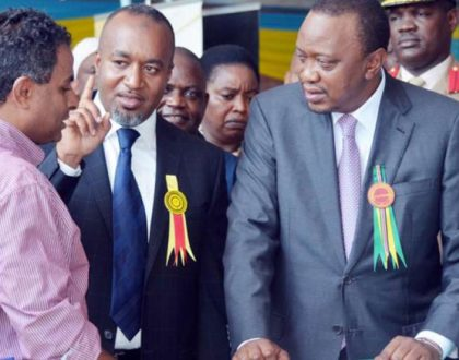 President Uhuru and Joho destroy each other in Mombasa… But Uhuru's response was the bomb!