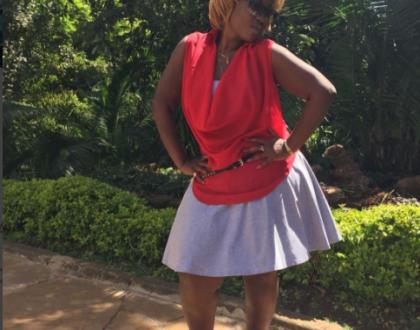 Radio Queen Kalekye Mumo Lands new Job. It's in one of the popular TV Stations