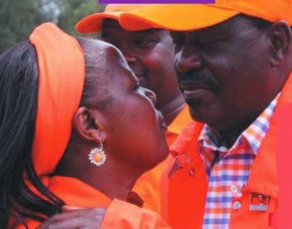 Margaret Wanjiru Denies Allegations of going back to ODM….Refers to Jubilee as her home forever