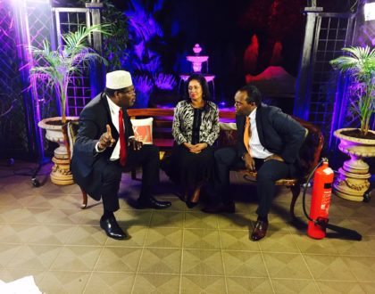 Miguna Miguna reveals the rival TV station that will host Jeff Koinange Live… Vows to be back on the show