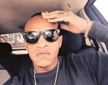 Prezzo and Wema Sepetu leave tongues wagging after they were spotted together, is something going on?