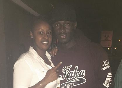 10 photos that further fuel rumors Mama Baha of Machachari and Rabbit Kaka Sungura are secretly dating