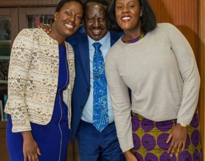 Robert Alai's hate for Raila Odinga becomes evident as he insults Baba's youngest daughter