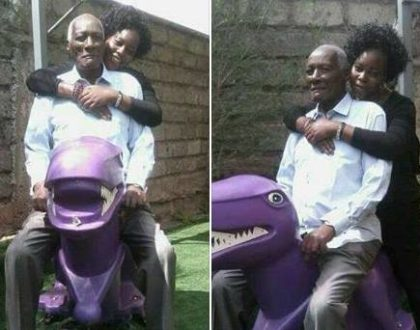 Ata paka mzee hunywa maziwa! 86 year politician Jackson Kibor ends his 51 year marriage to marry a young woman