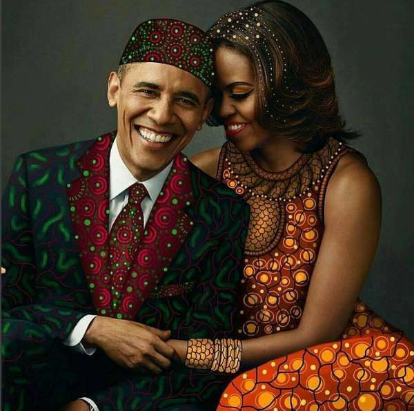 Kenyan Celebs get Overly Emotional after the Obama farewell speech. These are the messages they have been churning out since morning