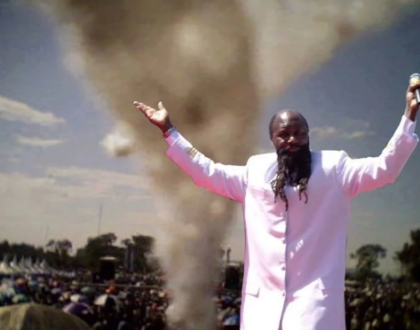 Prophet Owuor Wants Uhuru to do this one thing or else this country will perish