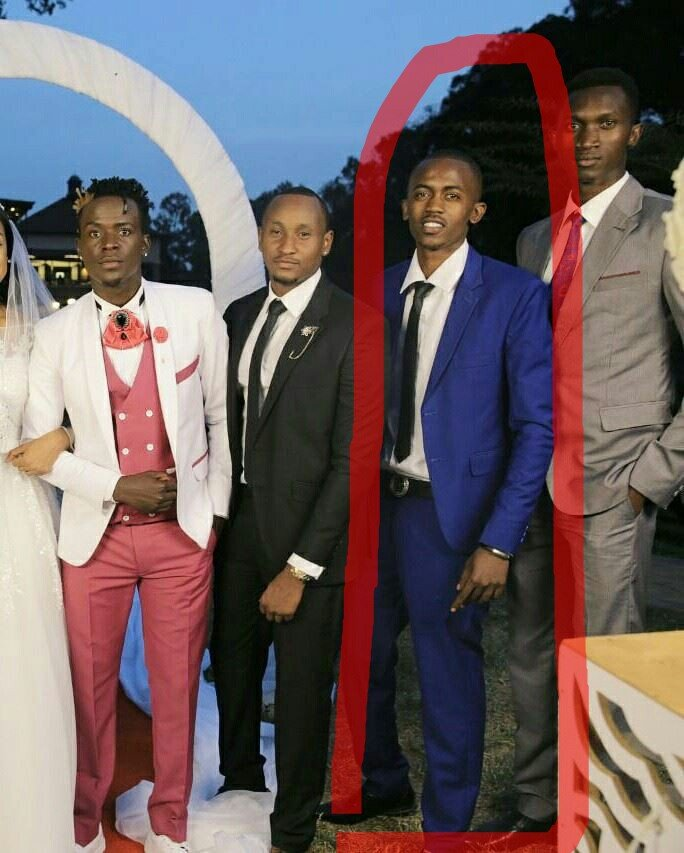 Weezdom hangs out with Willy Paul
