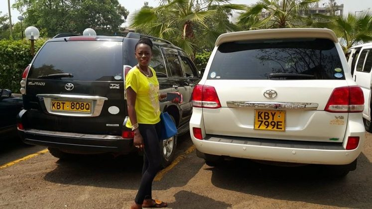 Image result for akothee cars