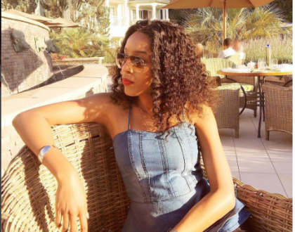 This popular TV Presenter has added a few pounds and team mafisi can't handle it...Check out her new sexy figure(PHOTOS)
