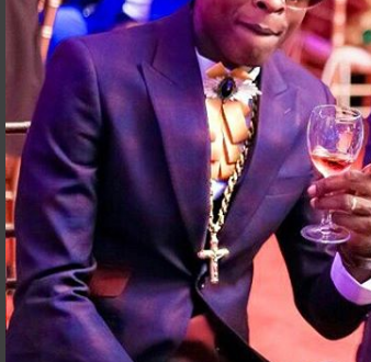 Jose Chameleone shares photo of teenage daughter for the first time and the internet goes haywire. She's so hot!
