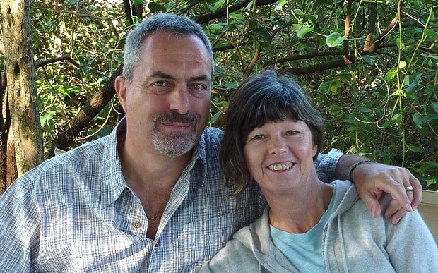 Judith Tebbutt and David Tebbutt