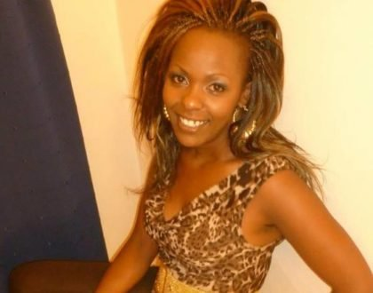 Isiolo residents flee as indecently dressed Kingwa Kamencu makes her way to the conservative community