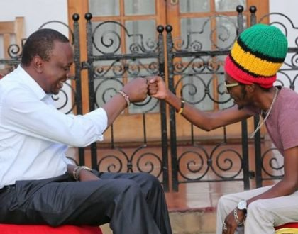 President Uhuru faces a serious public backlash after his attempt to look cool backfired terribly