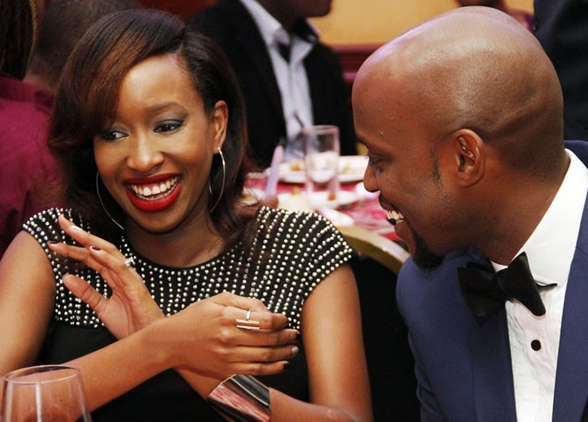 Introducing the top 5 cutest celebrity Kenyan couples of 2017...No, Akothee and hubby didn't make the list