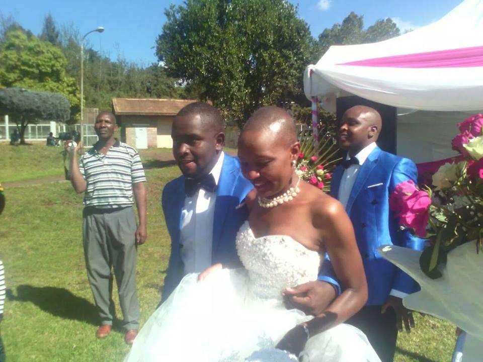 Kawira and her husband, Euphantus
