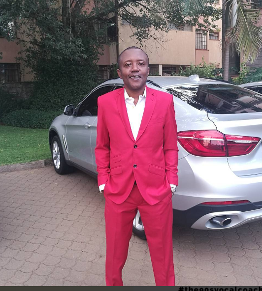 This is the intimate photo Maina Kageni shared alongside a mysterious woman and a small boy that the internet can't stop gushing over...just who is she?