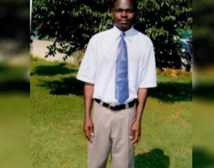 Luo man who spent Ksh 3500 to print 200 posters announcing he was looking for a wife finally finds love in this 25 year old lady