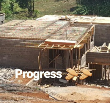After Acquiring a Mercedes worth 7 million, Risper faith shares photos of the Multi-storey mansion she's building....all for selling booty poppers(PHOTOS)