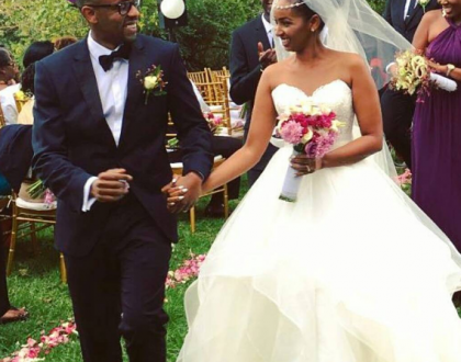 Sarah Hassan weds