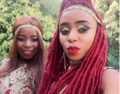 Saumu Mbuvi baby shower 2