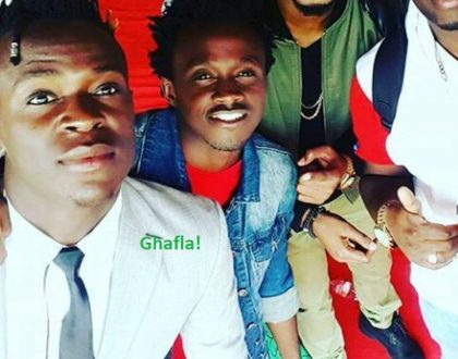 Bahati claims to have ended beef with Willy Paul. But his hypocrisy smells terribly!
