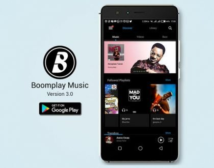 Africa's most downloaded music app, Boomplay unveils new version with improved features and Kenyans can't get enough of it