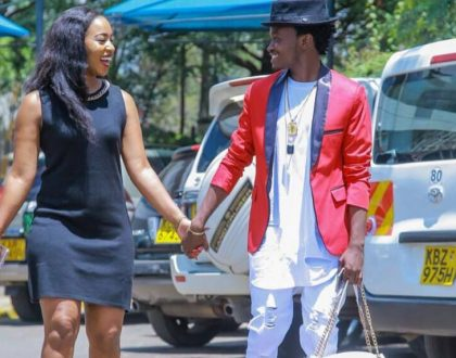 Meet the man who was dating Bahati's 29 year old girlfriend