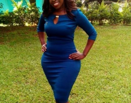 Faith Muturi's curves