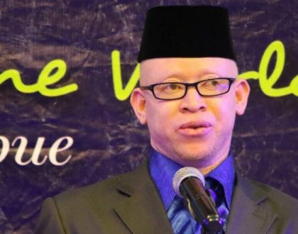 Mike Sonko's albinism insult made on Citizen TV rubs Isaac Mwaura the wrong way… This is the ultimatum he issued
