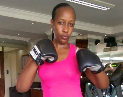 Teacher Wanjiku reclaims her red-carpet figure after gaining 20 kilos during pregnancy… It's hard to believe she has lost this much so far