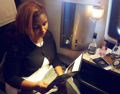 """""""it's been 4 months since I have been numberless"""" Anerlisa Muigai narrates how she nearly suffered depression after she lent huge amounts of money"""