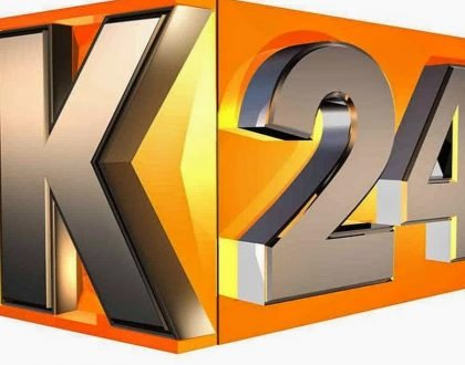 The sorry sad state of kenyan youth! thousands of job applicants show up at K24 studios after they advertised an anchor position(photo)