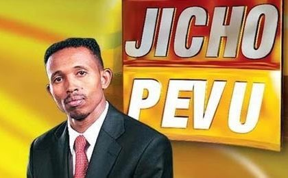 """Mohammed Ali and his union with Jicho Pevu to face death and this is the """"person"""" responsible"""