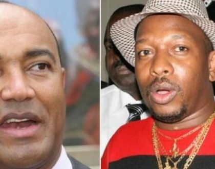 Kigeugeu! After insulting Peter Kenneth, Sonko is heard praising his track record and endorsing him for Nairobi gubernatorial seat in a damning 53 second audio