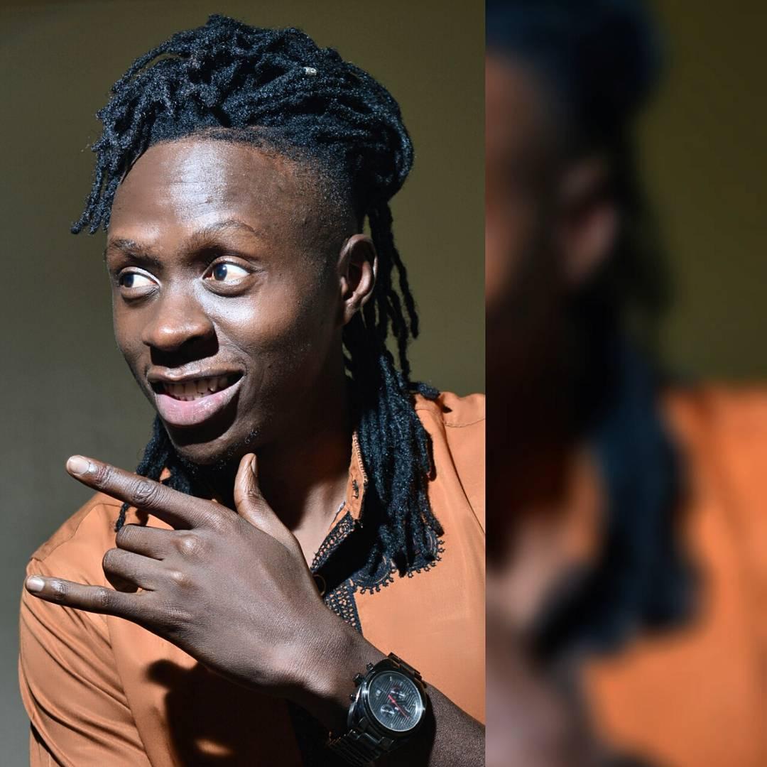 Comedian Oga Obinna