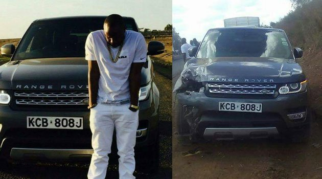 """Lord I beg you to help me get 200,000"" Boda Boda rider crushed to death by Jaguar's Range Rover leaves a letter that reveals the kind of person he was"