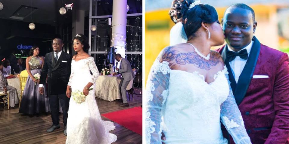 City tycoon Javan Bidogo marries two brides on the same weekend in lavish weddings held a day apart (Photos)